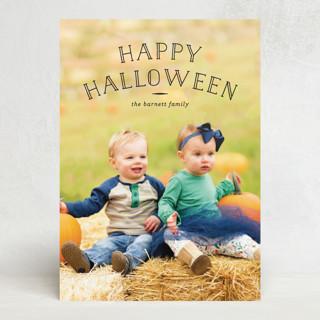 Hollow Type Halloween Cards