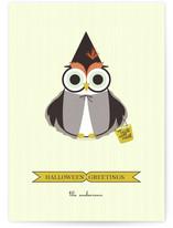 Happy Owl-o-ween