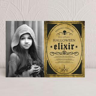Elixir Halloween Cards