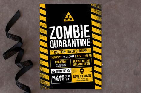 Halloween Quarantine Halloween Cards