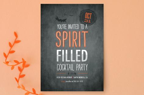 Halloween Spirits Halloween Cards