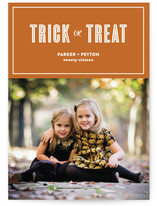 Trick or Treat by Bella Carta Boutique