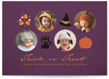 Icons of Halloween Halloween Cards