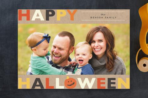 Colorful Halloween Halloween Cards