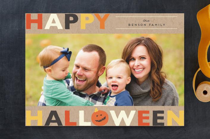 """Colorful Halloween"" - Halloween Cards in Sweet Potato by Sweta Modi."