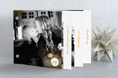 float + joy Holiday Minibook™ Cards