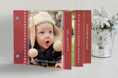 Sweet Memories Holiday Minibook™ Cards