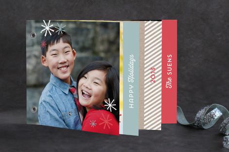 Krafty Holiday Minibook™ Cards