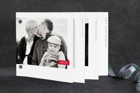 Tiny Tag Holiday Minibook™ Cards