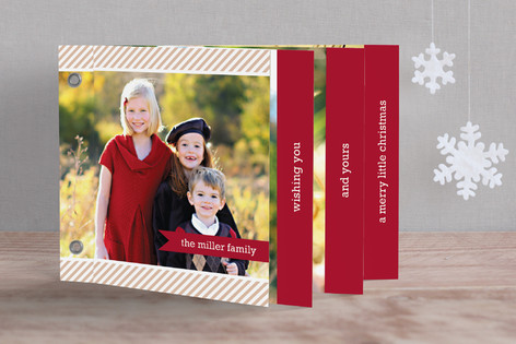 Holiday Prep Holiday Minibook™ Cards