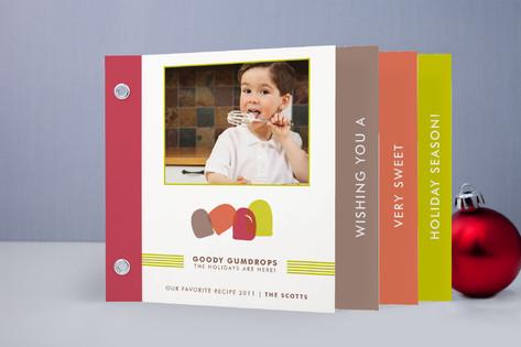 Gumdrops Holiday Minibook™ Cards