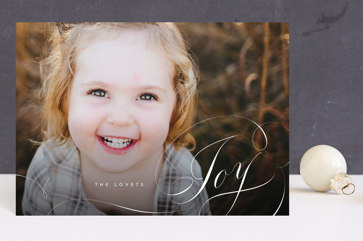 """Eclair"" - Holiday Petite Cards in Winter by kelli hall."