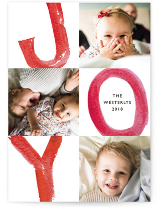 Loud and Clear Holiday Petite Cards