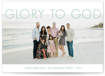 God's Glory Holiday Petite Cards