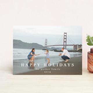 Classique Holiday Petite Cards
