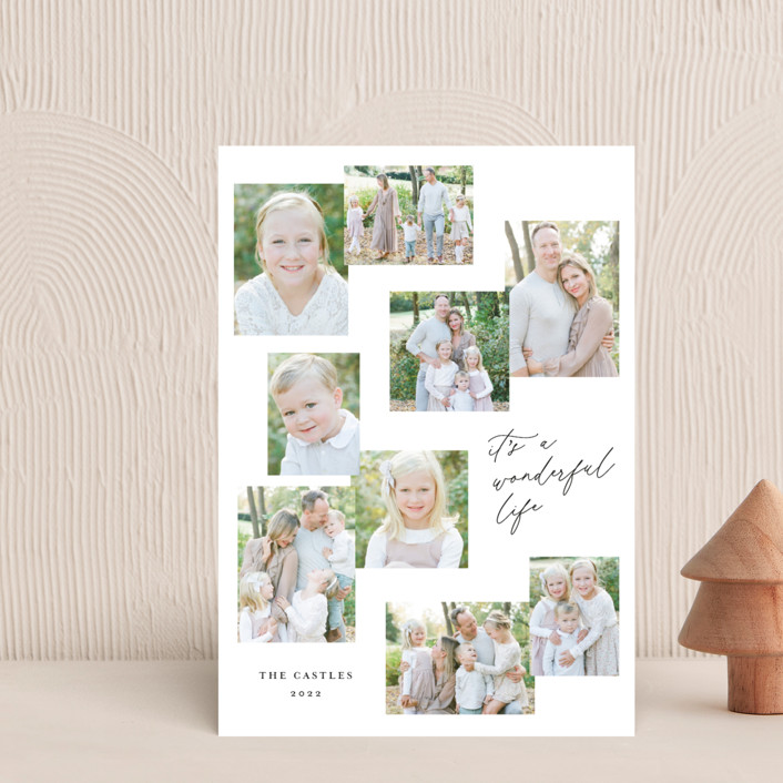 """""""Snapshots"""" - Holiday Petite Cards in Wonderful by Erin German."""