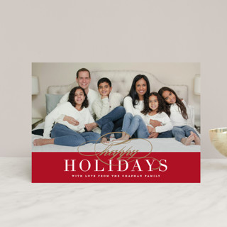 Simple Elegance Holiday Petite Cards