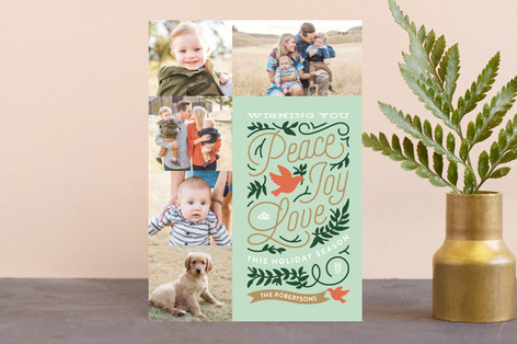 Doves Holiday Petite Cards