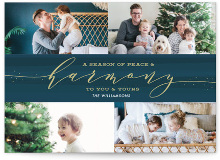 Harmony Holiday Petite Cards