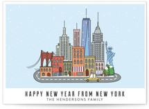 I love New York by Ariel Troche