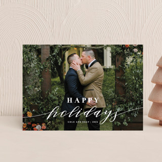 Merrily Married Holiday Petite Cards
