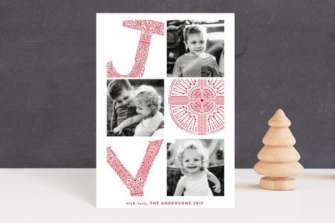 pressed for joy Holiday Petite Cards