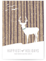 Birch Holiday by Bethany Anderson