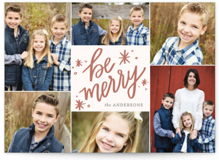 So Merry Collage Holiday Petite Cards