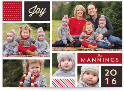 Holiday Collage Holiday Petite Cards