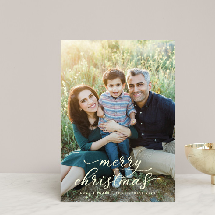 """fond memories"" - Holiday Petite Cards in Lake House by Design Lotus."