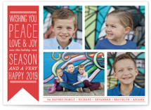 Wish Banner Holiday Petite Cards