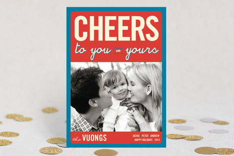 Float + Cheers to You Holiday Petite Cards