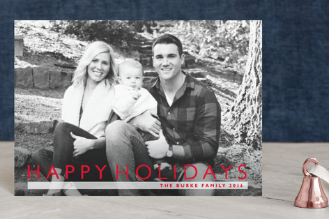 Modern Gallery Holiday Petite Cards