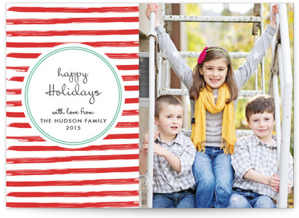 At the Beach Holiday Petite Cards