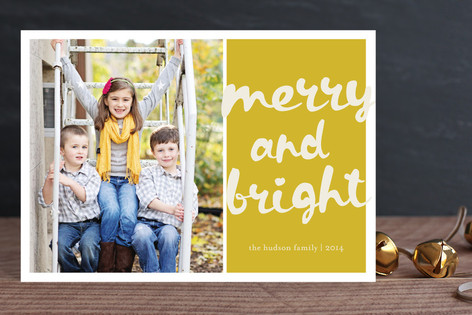Jolly and Bright Holiday Petite Cards