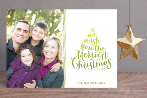 Ombre Holiday Petite Cards