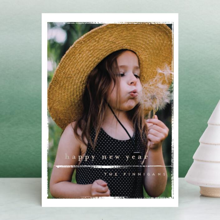 """chiffon"" - Holiday Petite Cards in Daisy by chocomocacino."
