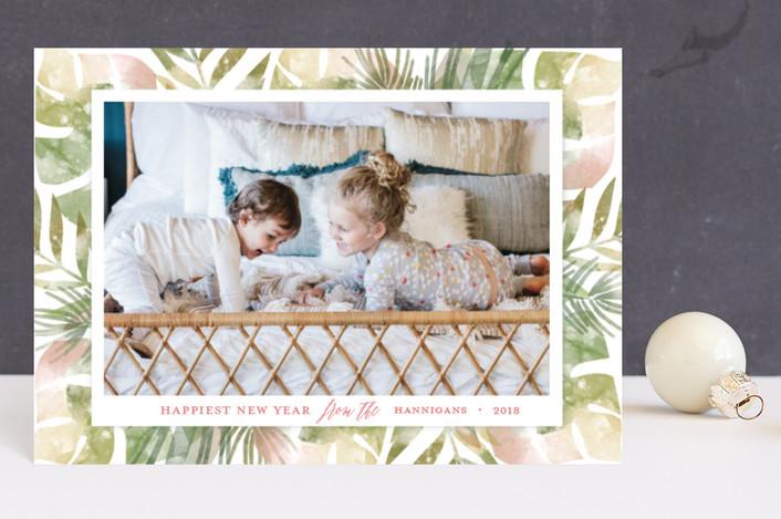 """paradiso"" - Holiday Petite Cards in Xanadu by shoshin studio."