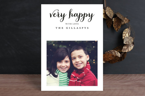 So Much Merry Holiday Petite Cards
