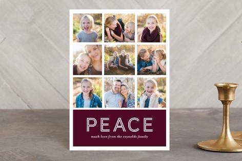 Multi-Peace Holiday Petite Cards