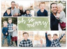 Oh So Merry Collage by Wendy Van Ryn