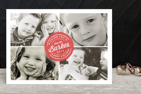 Signed & Sealed Holiday Petite Cards