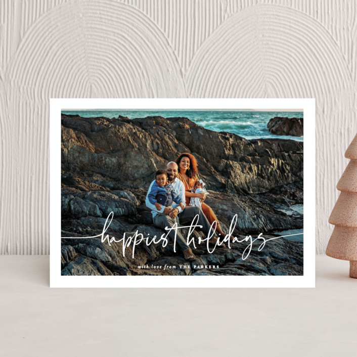 """""""Endless"""" - Holiday Petite Cards in Snow by Sara Hicks Malone."""