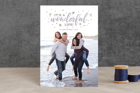 It's a Wonderful Life! Holiday Petite Cards