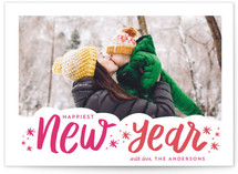 Brightest New Year by Little Print Design