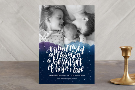 Star Above Holiday Petite Cards