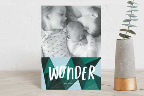 Wonder Holiday Petite Cards