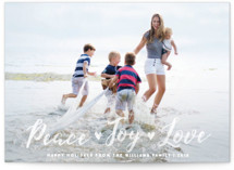 Peace Joy Love Holiday Petite Cards