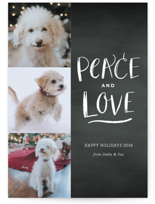 A Little Naughty Holiday Petite Cards