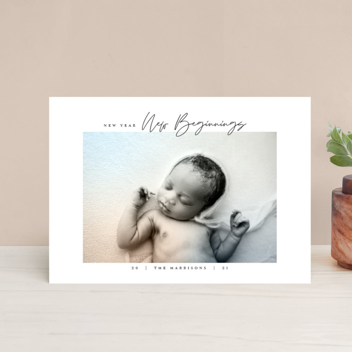 """Joyful Beginnings"" - Holiday Petite Cards in Mocha by Heather Cairl."